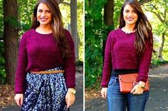 17 Super Useful Styling Tips For Women Under or under? Here's what you need to know for petite fashion. Fashion For Petite Women, Womens Fashion Casual Summer, Curvy Fashion, Look Fashion, Fashion Women, High Fashion, 50 Fashion, Fashion 2018, Latest Fashion