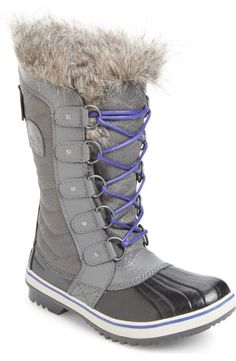 3727fc81123 SOREL  Tofino II  Faux Fur Lined Waterproof Boot (Women)