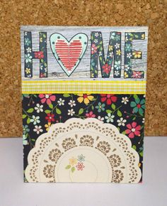 Homespun by Simple Stories Cards