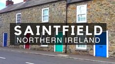 When it comes to the villages to explore in Northern Ireland, Saintfield is one of them. Saintfield is a village and civil parish in County Down, which is located about halfway between Belfast and Downpatrick.  #Saintfield #NorthernIreland
