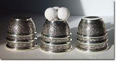 Dai Vernon's silver cups