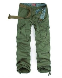 29 Awesome cool cargo pants for men