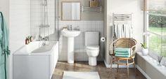 Energy Bathroom Suite Range
