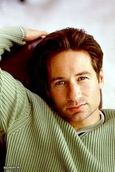 David Duchovny - I know, a little geeky, but I sure loved him in X-Files!