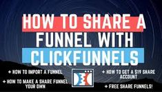 ClickFunnels Share Funnel Plan might not be so popular like other packages, but it helps a lot of small business owners to get their piece of the cake. How To Make Money, How To Get, How To Plan, Building Software, Ourselves Topic, Win Win Situation, Page Design, Being Used, Earn Money