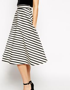 Beautiful French stripes.