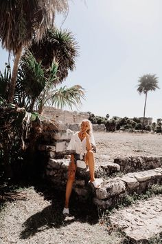 An Instagram Guide To Tulum - Fashion Mumblr Coco Tulum, Fashion Mumblr, Beach Town, Mexico, Vacation, Instagram, Travel, Cyprus, Fitness