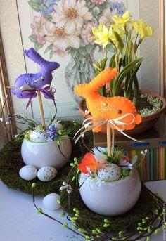 Купить Пасхальный кролик - зеленый, Пасха, пасхальный сувенир, пасхальный подарок, пасхальное яйцо