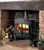 Stoves with Back Boilers