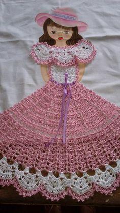 Crochet Doll Pattern, Crochet Dolls, Crochet Patterns, Crochet Jumper, Crochet Cover Up, Crochet Angels, Manta Crochet, Crochet Fashion, Needlework