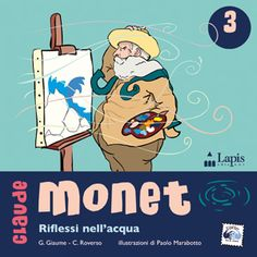 Find and read more books you'll love, and keep track of the books you want to read. Art Books For Kids, Art For Kids, Claude Monet, Famous Artists For Kids, Art Classroom, Painting & Drawing, Book Art, Arts And Crafts, Doodle