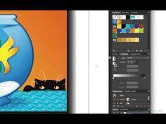 Adobe Illustrator Gradient Strokes Tutorial - http://tutorials411.com/2016/08/03/adobe-illustrator-gradient-strokes-tutorial/