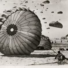Photos from my Dad's training in the 82nd Airborne