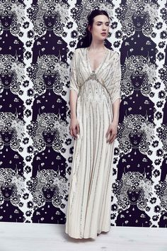 See the complete Jenny Packham Resort 2017 collection.