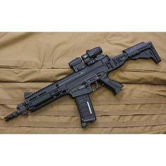 CZ 805 BREN SBR. PC: @JjLee84 - weaponsdaily