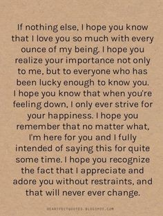 Heartfelt Love And Life Quotes: Romantic Love Quotes and Love Messages for him or for her. Love Message For Him, Love Quotes For Her, Romantic Love Quotes, Grateful Quotes Love, My Love For You, Always Here For You Quotes, Mothers Love For Her Son, Thinking Of You Quotes For Him, Romantic Quotes For Husband