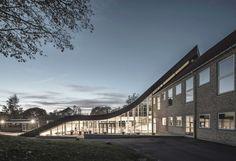 Mariehøj Cultural Centre - Courtesy of  SOPHUS SØBYE ARCHITECTS