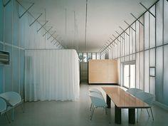 House near Tokyo, Shigeru Ban Architects