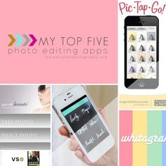 Top Five Photo Editing Apps 1024x1024 Top Five Photo Editing Apps :: InstaThursday :: Laura Winslow Photography