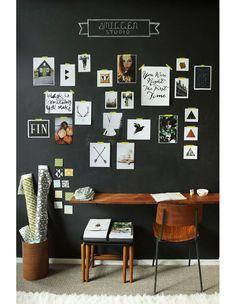 We houden ervan: krijtverf op je muur
