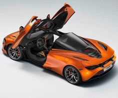 First clear shot of the new McLaren 720S has made its way onto the interweb! From this angle it looks absolutely EPIC! #McLaren #720S http://amzn.to/2sU00bB