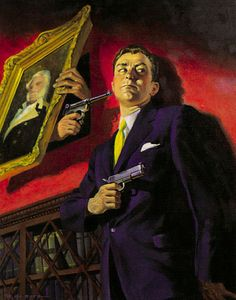Some of the old pulp art was simply beyond thrilling