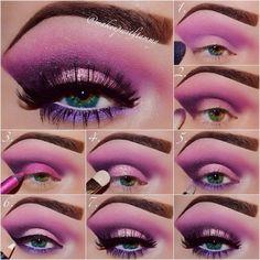 Aurevoirxo - Makeup By Tammy Jansky | via Facebook