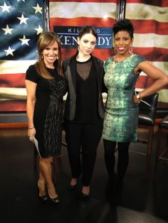 """Michelle Trachtenberg stops by to chat about her buzzed-about new role in the Nat Geo TV movie """"Killing Kennedy."""""""