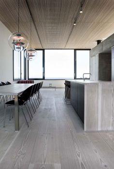 Danish summerhouse - http://www.leuchtend-grau.de/2014/10/Daenisches-Strandhaus.html /Interior * Minimalism by LEUCHTEND GRAU