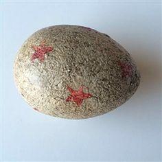Hand-Made Folk Art Egg