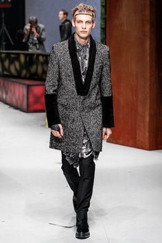 Roberto Cavalli | Fall 2014 Menswear Collection | Style.com