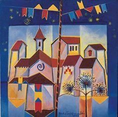 Yara Tupinambá – Instituto e Bienal | Cultura - Cultura Mix Mix, Claude Monet, Painting, Flags, Early Education, Artists, Art, Culture, Fabrics
