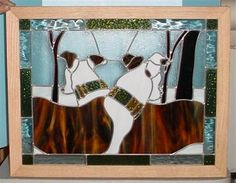 Wonderful site for Greyhound Stained Glass, decals, jewelry and more! Check it out! http://www.greytglass.com/index.html