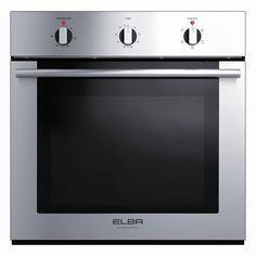 Fisher & Paykel 71L 600mm Elba Stainless Steel Electric Built-In Single Oven
