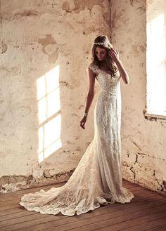 Tendance Robe du mariée 2017/2018  Anna Campbell Eternal Heart Collection