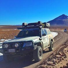 Nissan Patrol #4x4 #Travel #tours #offroad
