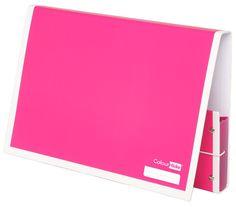 ColourHide A4 Document Box - Pink $9.99