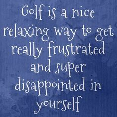 #GolfTruths I Rock Bottom Golf #rockbottomgolf