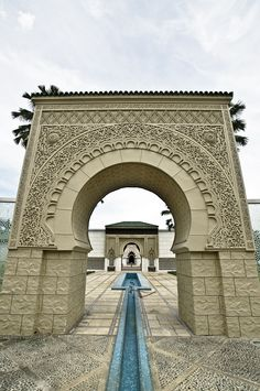 The Morrocan Pavillian in Putrajaya, Malaysia « Islamic Arts and Architecture