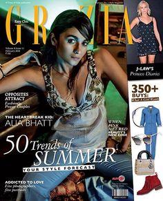How Sassy Does Alia Bhatt Look On Grazia's Feb Cover?   Hauterfly