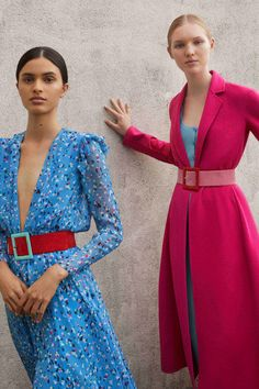 Carolina Herrera Resort 2018 Collection | Tom + Lorenzo