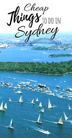 Cheap things to do in Sydney, Australia | Things to do in Sydney | Sydney on a budget #Australia #Sydney