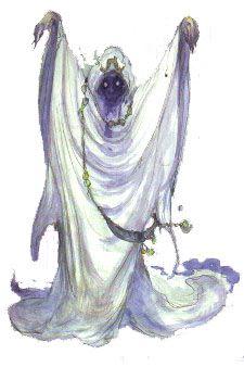 Week 6 - Final Fantasy VI - Concept Art Mon - Ghost