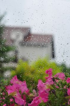 I love to fall asleep to the sound of the rain.