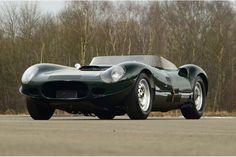 1955 Lister-Jaguar 'Flat Iron' Sports-Racing Car