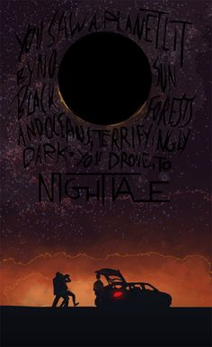 """50 Pieces of Beautifully Strange """"Welcome to Night Vale"""" Fan Art – Girl Gone Geek Within The Wires, Night Vale Presents, Dark Planet, Glow Cloud, The Moon Is Beautiful, Beautiful Things, Dog Park, Looks Cool, So Little Time"""