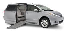 Braun-Toyota Rampvan(r) Xi