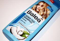 Recenzija: Balea Jeden Tag Shampoo Cocos - Papilotna http://papilotna.rs/1310/recenzija-balea-jeden-tag-shampoo-cocos/
