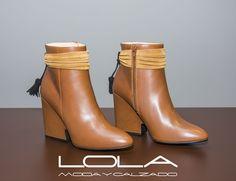 La mejor forma de disfrutar del otoño.  Pincha este enlace para comprar tus botines en nuestra tienda on line:  http://lolamodaycalzado.es/otono-invierno-2016/849-botin-camel-de-sacha-london.html
