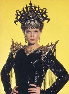 "Melody Anderson in ""Flash Gordon"" (1980)"